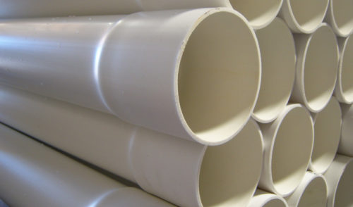 Drain Sch40 Perforated White Solvent Weld Bulk Pipe